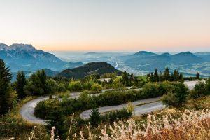 Berchtesgaden Sunset