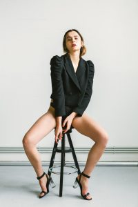 Industrial Editorial Fashion Photoshoot